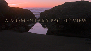 A Momentary Pacific View